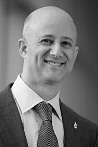 Board Chair Paul Mandell